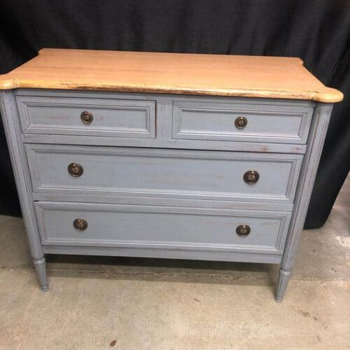 commode grise1